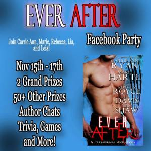 Ever After Release Party